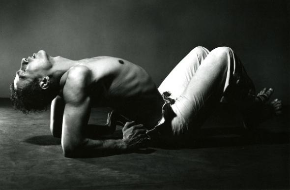 ZP_Jose Limon_modern dancer and choreographer_1940s