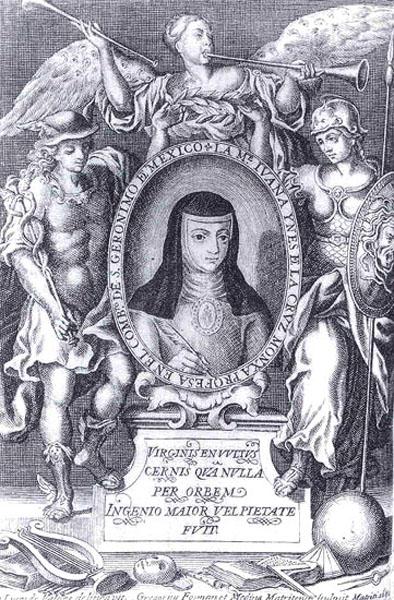 "sister juana ines dela cruz essay Sor juana inés de la cruz,  using ""sor filotea de la cruz"" as a pseudonym in it, sor juana defends her right to  write a one-page essay in the form of a."