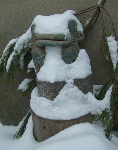 ZP_El Círculo de Amigos…bajo la nieve