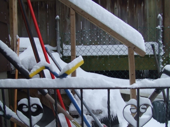 Snow Poems 2