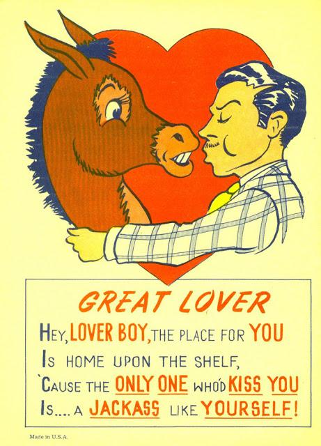 Vintage Vinegar Valentine_ 1950s