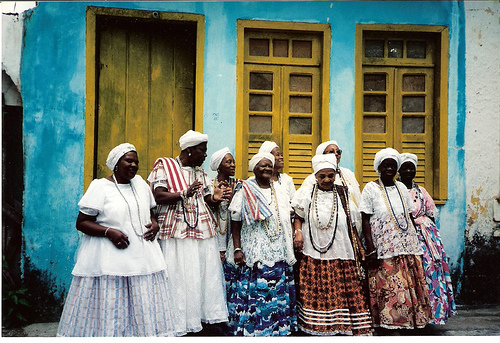 ZP_Irmandade da Boa Morte_Sisterhood of the Good Death_women devotees of Candomblé in contemporary Bahia_photo by Jill Ann Siegel
