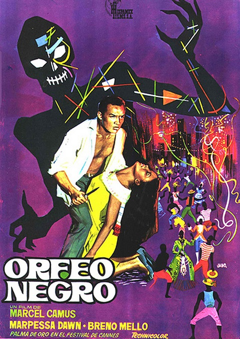 ZP_poster for Orfeu Negro