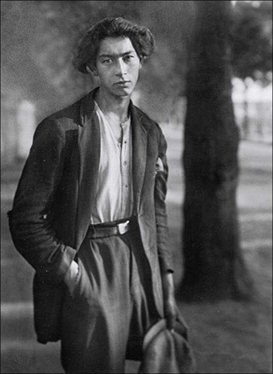August Sander photographer_Gypsy_circa 1930