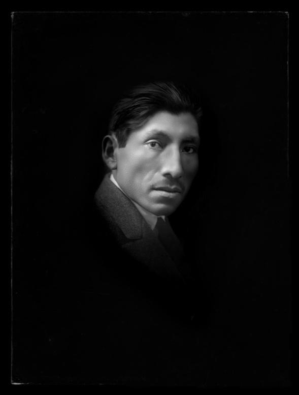 Autoretrato por Martín Chambi_1922