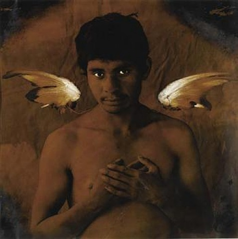 El Angel_1990_Luis Gonzalez Palma_Guatemala