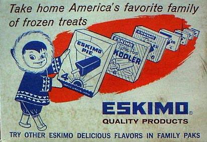 Eskimo pie 1