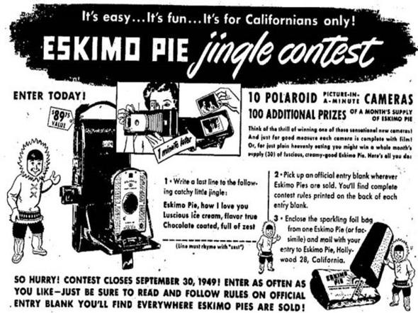 Eskimo pie 3