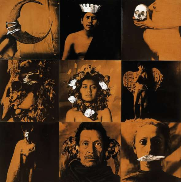 La Loteria II_1989_Luis Gonzalez Palma_Guatemala
