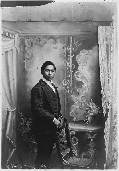 ZP_Benjamin Haldane_David Kininnook of Saxman, Alaska_1907