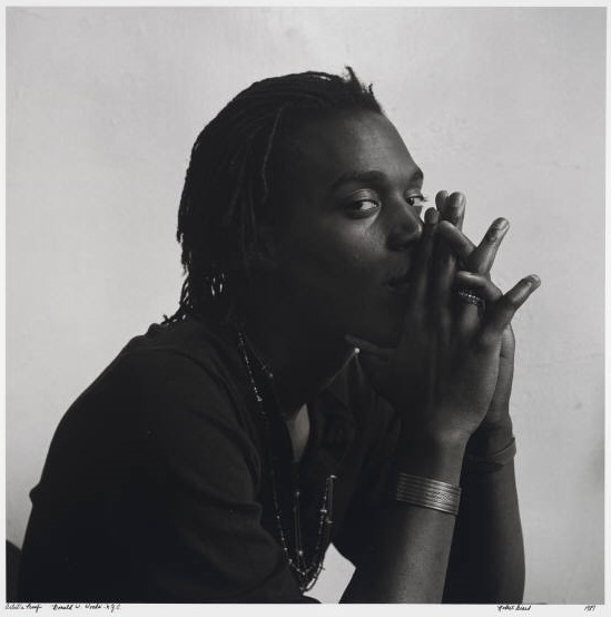 ZP_Donald W. Woods photographed in 1987 by Robert Giard
