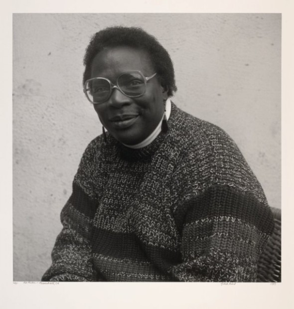 ZP_Pat Parker in 1989_photograph © Robert Giard