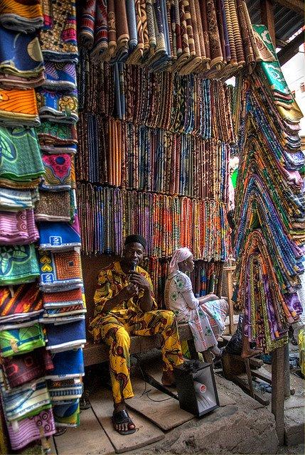 Image result for makola market fabric