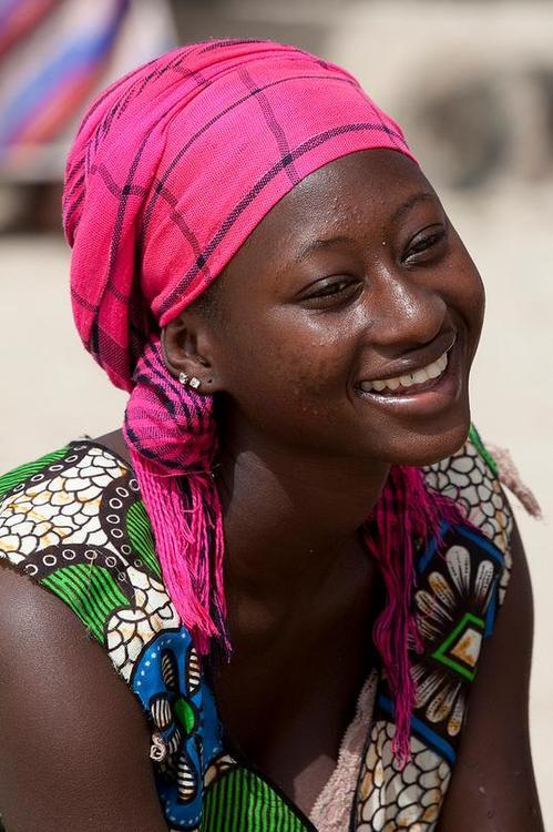 ZP_Femme de La Gambie_Gambian woman