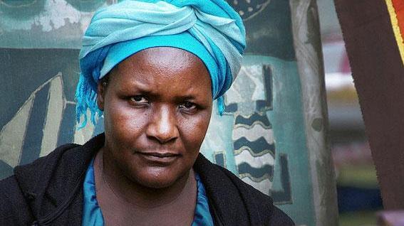 ZP_South African woman_photograph copyright Steve Evans
