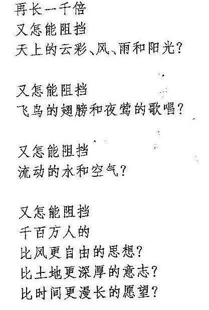Wall_part 2_Ai Qing