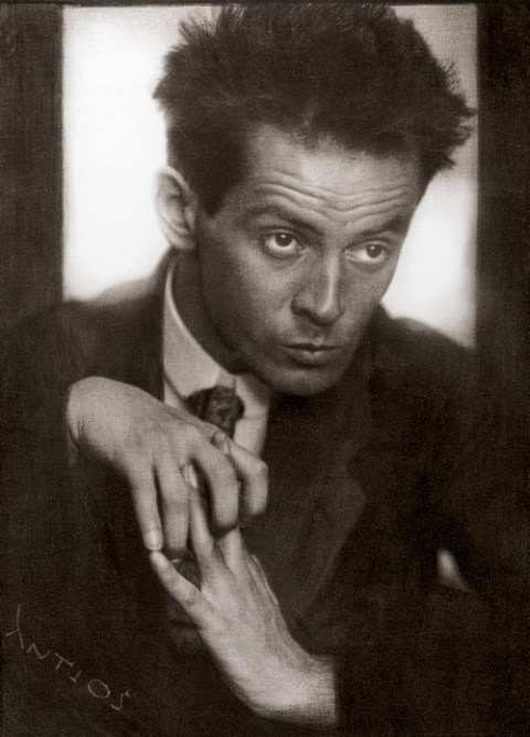 ZP_Egon Schiele_photographed at the age of 24 by Anton Josef Trcka_1914