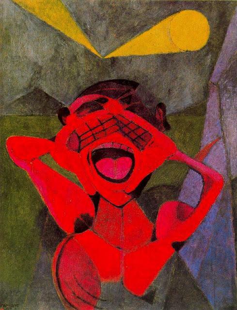 ZP_Rufino Tamayo_El grito / The shout_1947