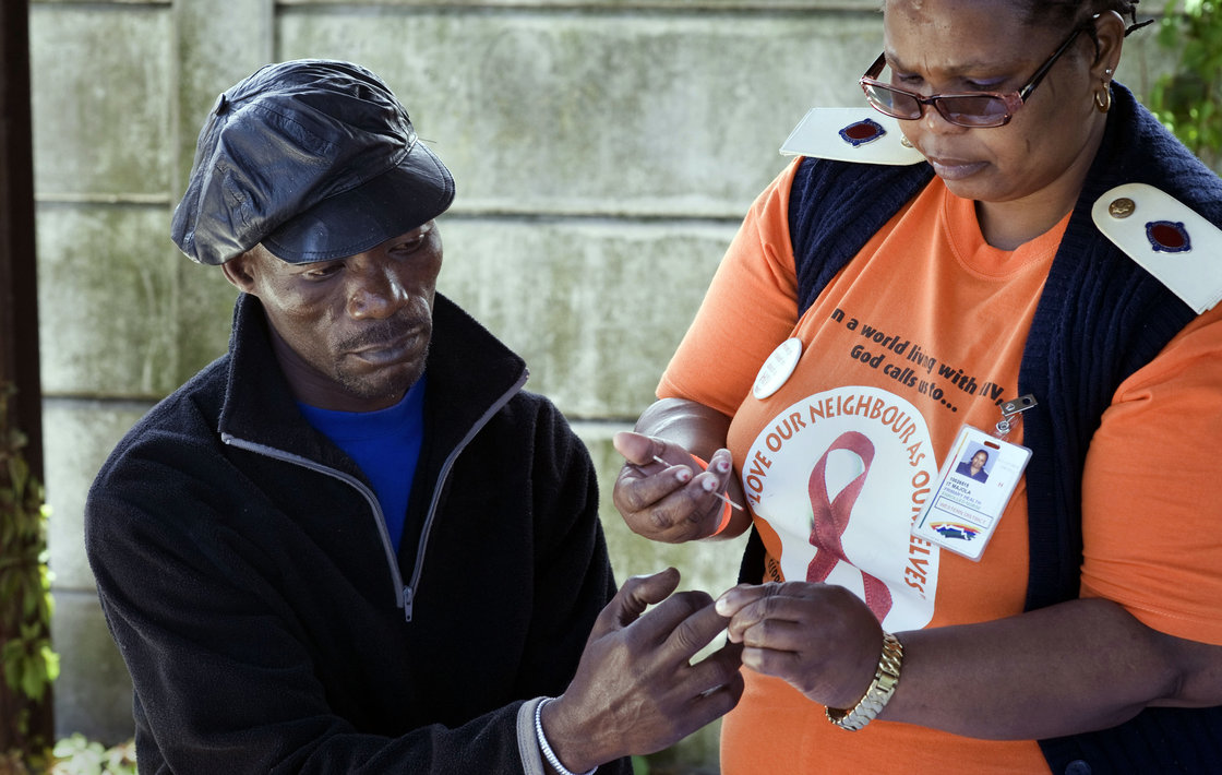 Hiv positive dating cape town