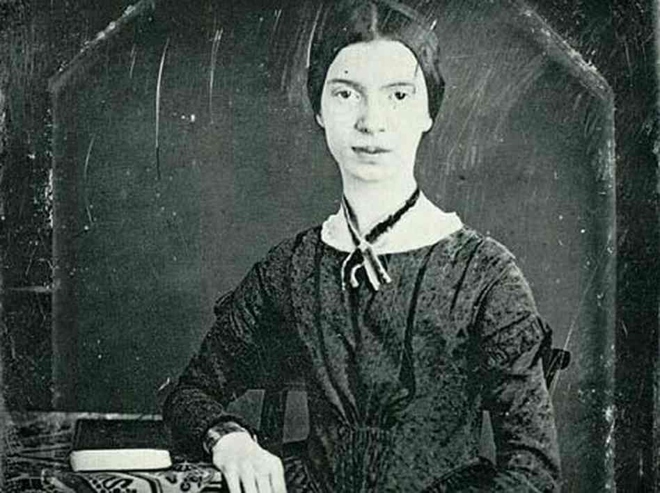 the life and literary influences of emily dickinson