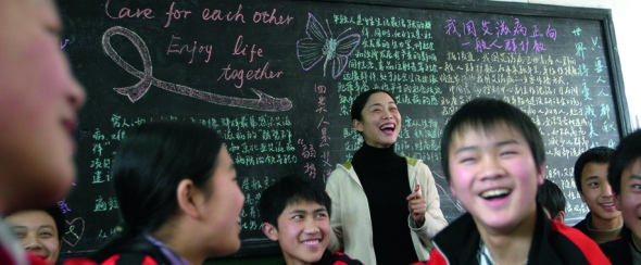 In Guandong, China, some bold HIV-related policy decisions will come into play.  In the wake of concerted advocacy efforts the ban on HIV-positive teachers in the classroom will be lifted_June 2013
