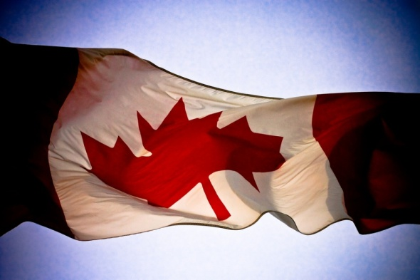ZP_Canada Flag by Alex Indigo