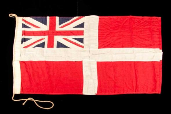 ZP_The Minnie H. Bowen Canada Flag of the 1920s