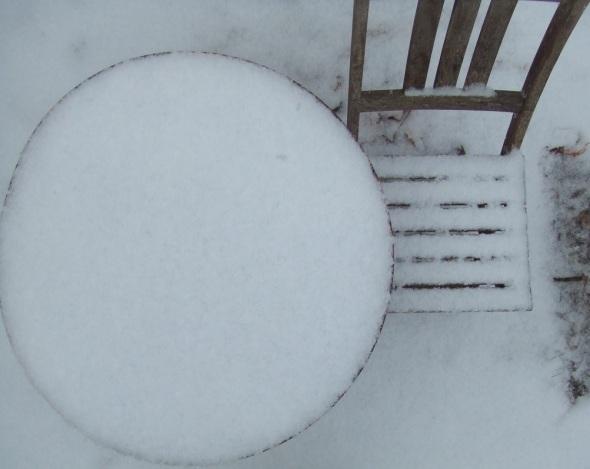 Snowfall_Toronto Canada_December 14th 2013_A