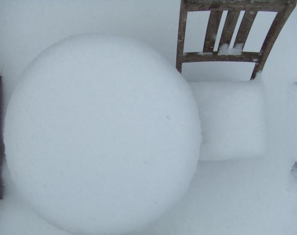 Snowfall_Toronto Canada_December 14th 2013_B