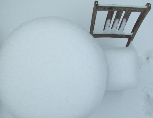 ZP_Snowfall_Toronto Canada December 15th 2013_B