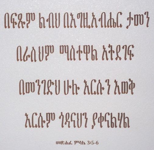 Write amharic paltalk scene