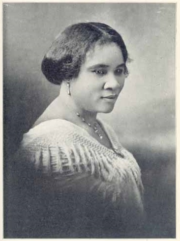Sarah Breedlove_Madam C.J. Walker_1867 to 1919