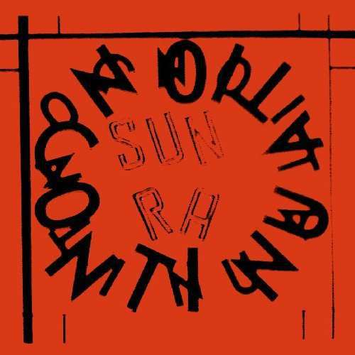 Cubierta del álbum vinilo de Sun Ra_Continuación_1968_Sun Ra album cover_Continuation_1968