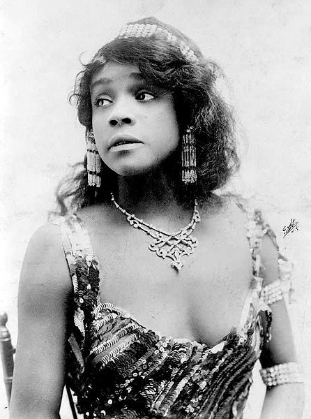Aida Overton Walker in 1912