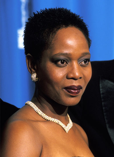 Alfre Woodard in 1993