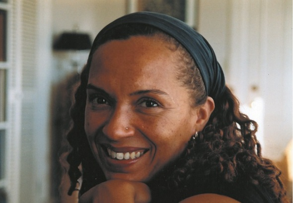 Andrea Thompson_a pioneer of slam poetry in Canada