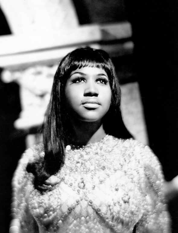 Aretha in the mid1960s