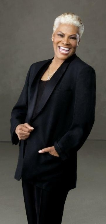 Dionne Warwick in 2011 at 71 years old...Wow