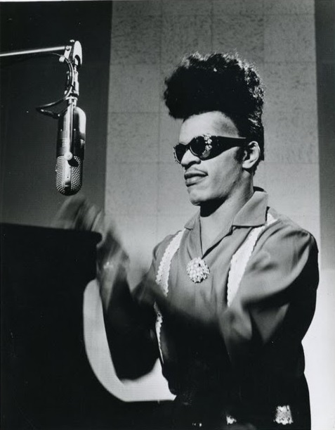 Eskew Reeder a.k.a. Esquerita_1950s_an early influence on Little Richard