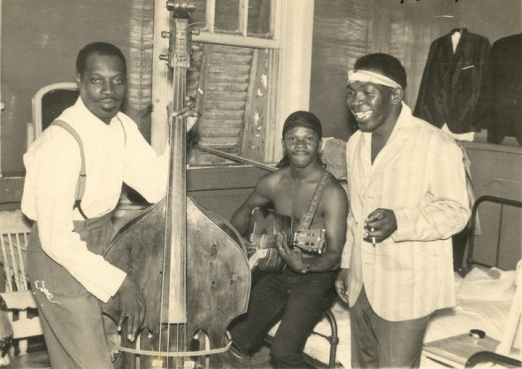 1962: Lord Kitchener, Lord Superior and Lord Melody_Kitch, Supie and Mel were in Georgetown, Guyana for a calypso show.