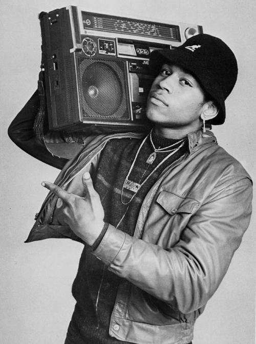 L. L. Cool J. in 1986