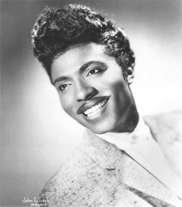 Little Richard Penniman_Hollywood glamour portrait_1950s