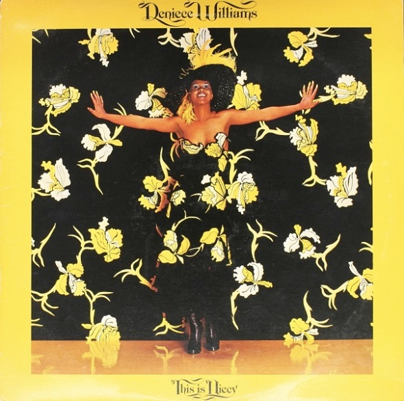 This is Niecy_1976 debut album by Deniece Williams