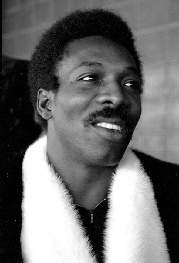 Wilson Pickett in 1972