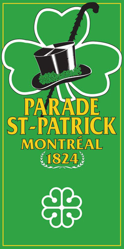 Montreal celebrated its 191st St.Patrick's Day Parade on Sunday, March 16th, 2014.
