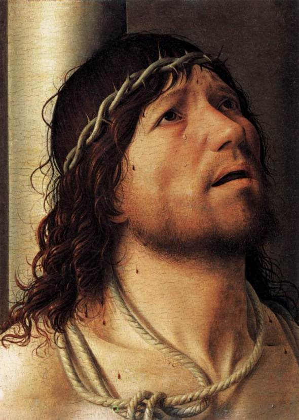 Antonello da Messina_Christ at the column_1476
