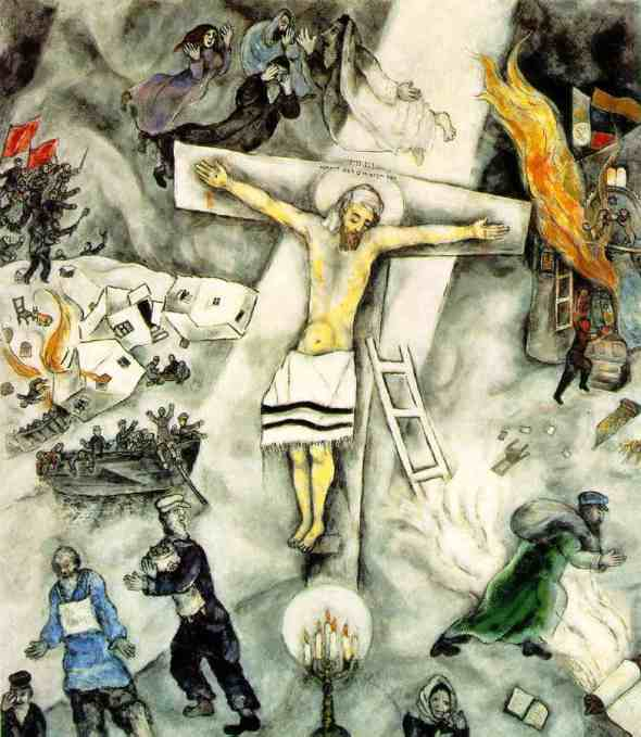 Marc Chagall_The White Crucifixion_1938