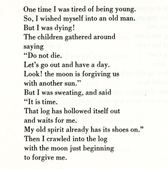 Jacob Nibenegenesabe_a poem from The Wishing Bone Cycle: Narrative Poems from the Swampy Cree Indians_Translated by Howard A. Norman, 1976