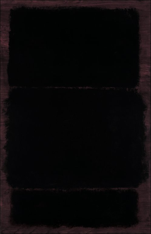 Mark Rothko_Untitled_1969