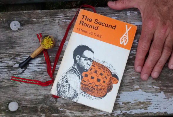 The Second Round by Lenrie Peters_1969 reprint from Heinemann Educational Books Ltd._African Writers Series no 22